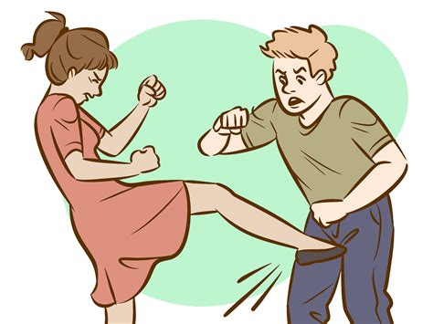 3 ways to win a fight in 30 seconds wikihow