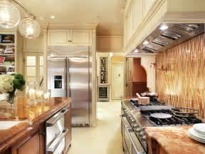 Professional Home Kitchen Design Professional Chef S Style Kitchen Bilotta Hgtv