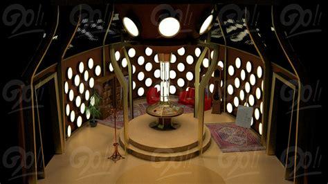 tardis interior custom by ginovanta on deviantart