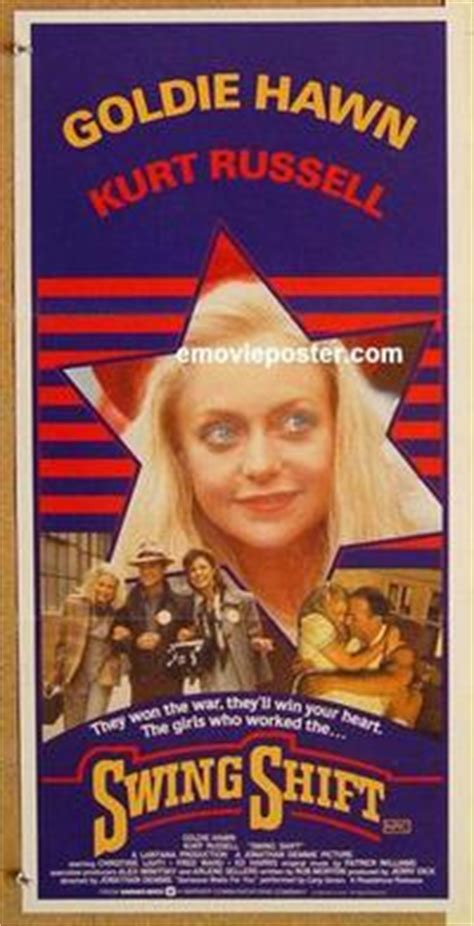 swing shift 1984 emovieposter com auction history