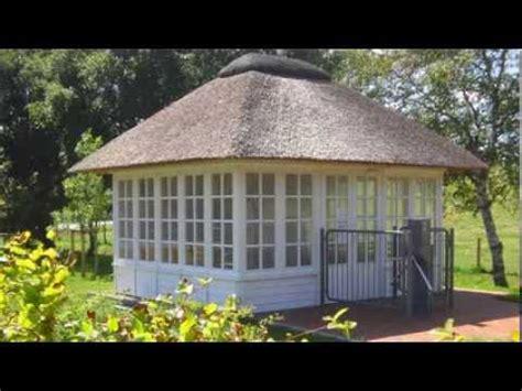 pavillon reetdach pavillon mit reetdach inhalationshaus in dornumersiel