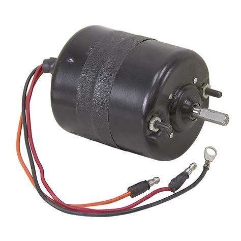 12 volt fan motor 12 volt dc 4760 7500 rpm 2 speed fan motor fhp 5762f dc