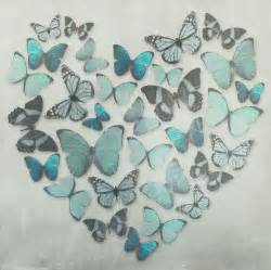 Teal Bedroom Curtains Butterfly Love Teal Superfoil Canvas By Arthouse