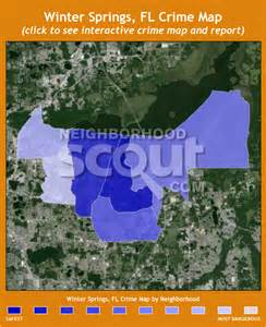 Orlando Crime Map by Winter Springs Crime Rates And Statistics Neighborhoodscout