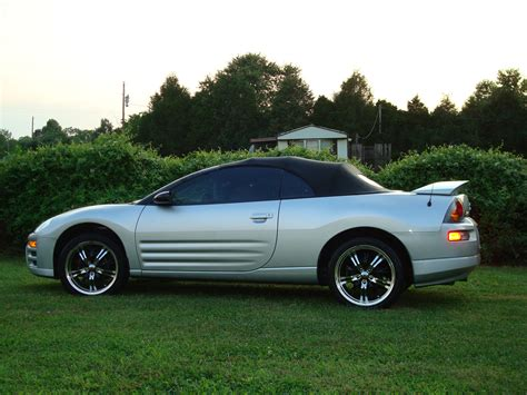 eclipse mitsubishi 2003 2003 mitsubishi eclipse spyder information and photos