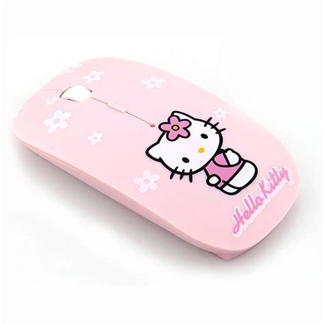 Hello Wireless Mouse by Popular Mouse Pink Buy Cheap Mouse Pink Lots From China
