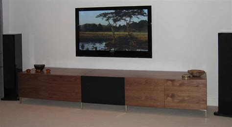 extra large media cabinet av cabinets home cinema cabinets made in the uk by