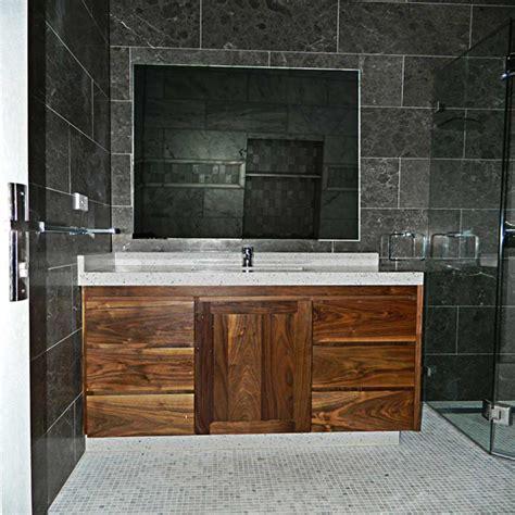 custom design bathroom vanities naturally timber