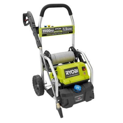 home depot pressure washer ryobi 2000 psi 1 2 gpm electric pressure washer ry141900