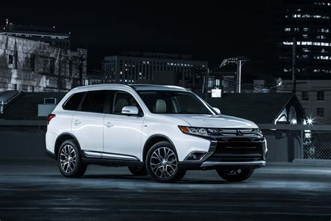 Mitsubishi Outlander Ratings by 2018 Mitsubishi Outlander Review Ratings Specs Prices