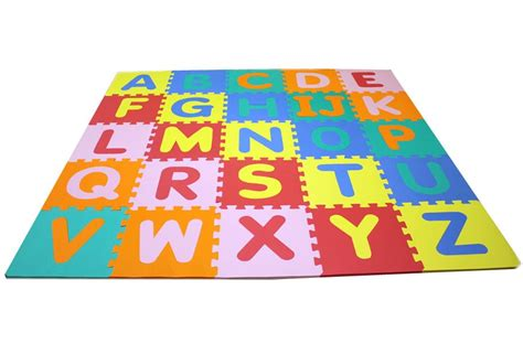 Child Floor Mat by Foam Alphabet Mat Interlocking Floor Mat