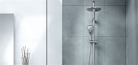soffioni doccia ideal standard collezione idealrain duo ideal standard