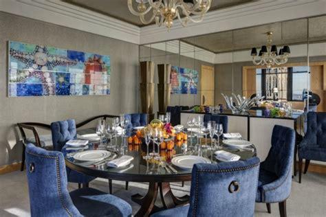 weiße stühle esszimmer blau esszimmer design