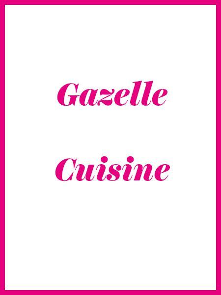 gazelle cuisine abonnement gazelle cuisine 1 an 12 mois d 232 s 12