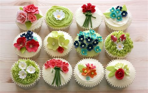 Fiori Chocolate Sugar Box cupcakes on cupcake themed cupcakes and