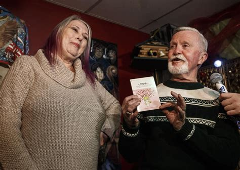 christmas present for your ex edmonton finally sees gift from ex who dumped him in 1971 the