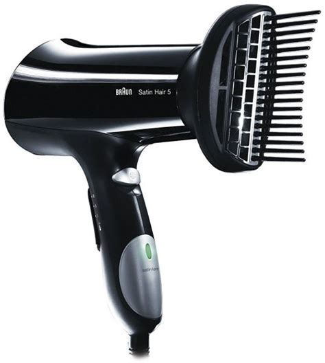 Braun Hair Dryer Review braun satin hair dryer hd550 black price review and