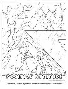 scout coloring pages free boy scout coloring pages