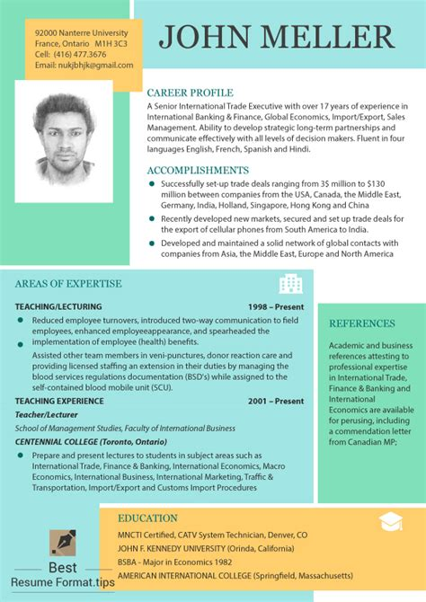 resume format tips 2016 creating headers for federal resume format 2016 best resume format