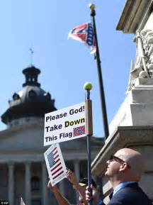 whose house burned down in to kill a mockingbird denver protesters burnt us flag after the dylan roof charleston shooting daily mail