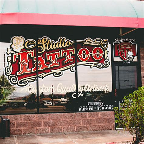 tattoo shops henderson nv family owned and operated studio henderson nv