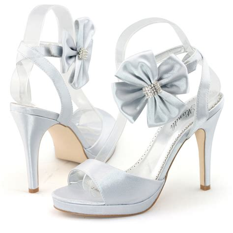 Satin Sandals Wedding by Silver Dressy Sandals Wedding 28 Images Buy Silver