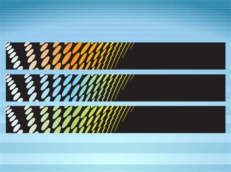 header templates free halftone header templates vector graphics