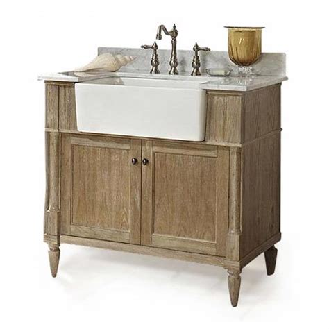 fairmont designs rustic chic 36 quot farmhouse vanity 142 fv36