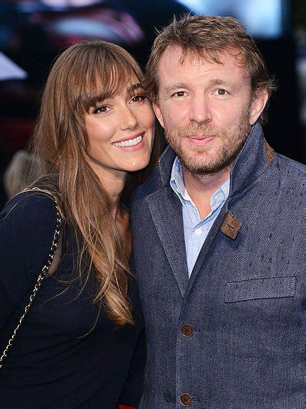 Guy Ritchie and Jacqui Ainsley Marry at Their British Estate   PEOPLE.com