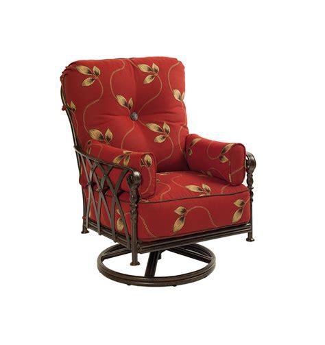 Patio Furniture Rockville Md Northern Virginia Castelle Veranda High Back Cushion