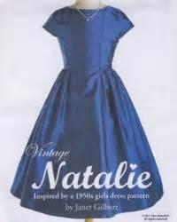 dress pattern natalie sew beautiful patterns