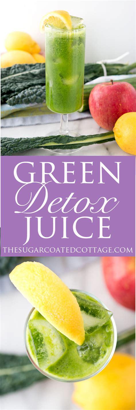 5 Green Juice Detox by Green Detox Juice