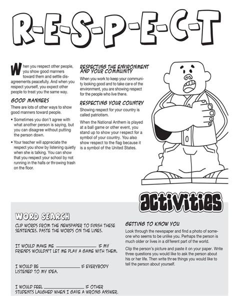 the stories that teach families how to live well books best 25 respect activities ideas on respect