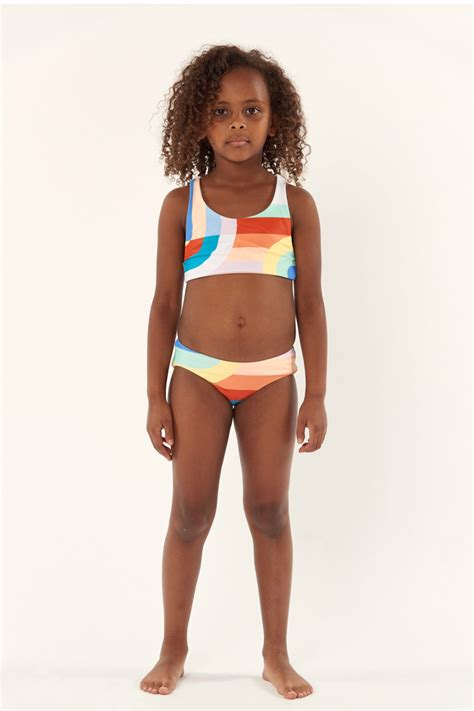 bikinis kids designer swimwear for kids mara hoffman official site