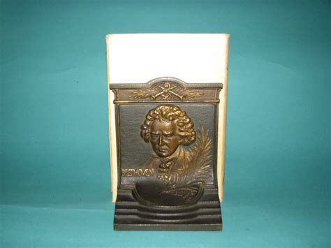 bradley hubbard l beethoven bookends by bradley hubbard from justbookends