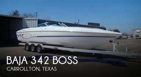 performance boats texas baja 342 boss for sale in carrollton tx for 72 200 pop