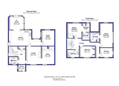 image of floor plan planup exle 2d plans