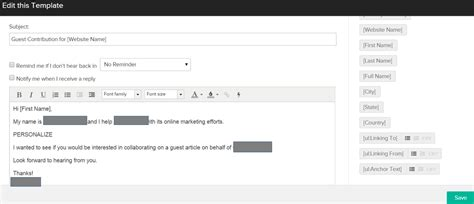 outreach email template 5 ways to help clients get their guest blogging to a