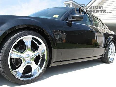 Chrysler 300 Stock Rims by Wheel Offset 2007 Chrysler 300 Flush Stock Custom Rims