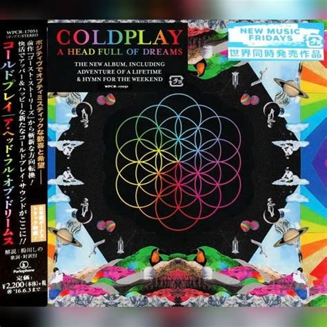 download mp3 coldplay colour spectrum a head full of dreams japanese edition coldplay mp3