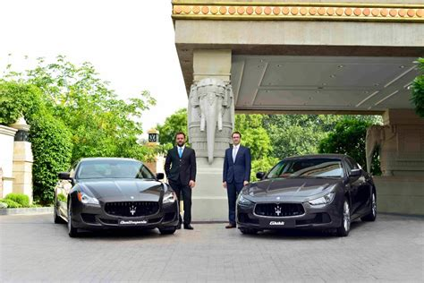 Is Maserati An Italian Car by Italian Luxury Car Manufacturer Maserati Re Enters India