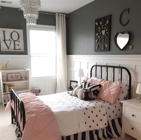 girly bedroom ideas 10 black and white bedroom for home design