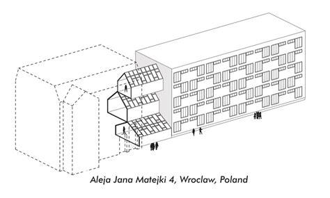 缝隙当中探讨人居环境 看看 live between buildings 夹缝公寓设计项目 理想生活实验室 为更理想的生活