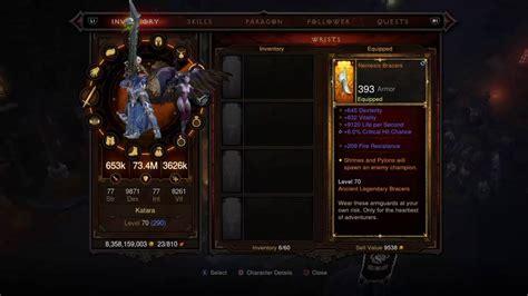 Diablo 3 Monk Builds 2 4 Ps4   diablo 3 monk build ps4 youtube