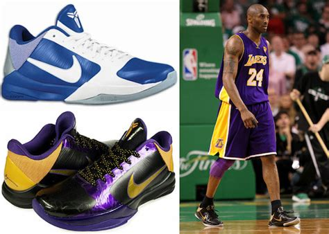 Schuhe Bryant 2015 Schuhe Nike Ad C 34 46 bryant shoes guide visual history timeline gallery