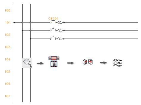 4 pole circuit breaker wiring diagram 37 wiring diagram