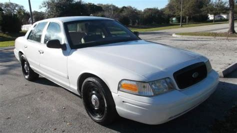 how to learn about cars 2007 ford crown victoria interior lighting purchase used 2007 ford crown victoria police interceptor sedan 4 door 4 6l in orlando florida