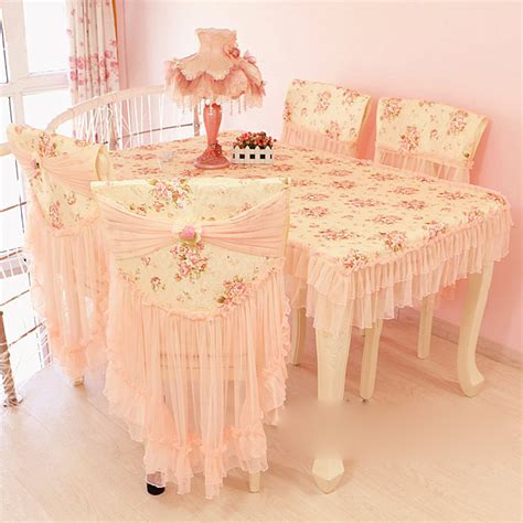 Taplak Meja Cover Galon Set Shabby Chic jual lace table cloth 110x110cm shabby chic