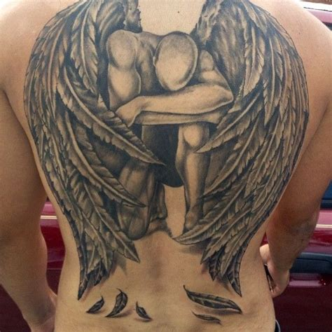 angel tattoo real liger tattoo google search tattoos pinterest