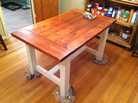 Dining Room Table Building Plans Diy Dining Room Table Plans